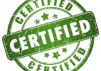 Product Certification Letters